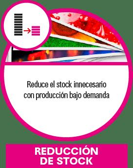 Reducción de Stock